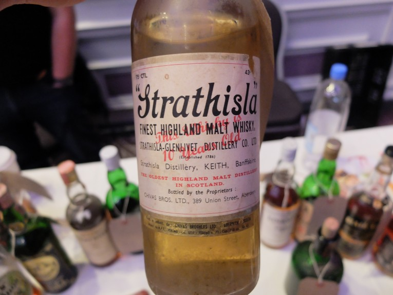 Strathisla - Finest Highland Malt Whisky