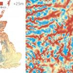UK Wind Data - 25m above ground