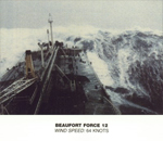 Beaufort Scale - Force 12
