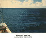 Beaufort Scale - Force 5