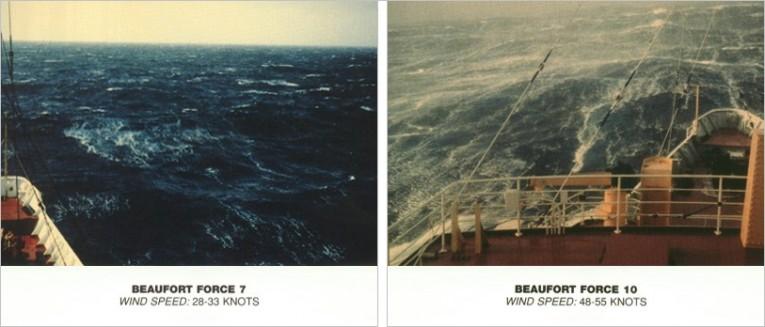 Beaufort Seas - 7&10