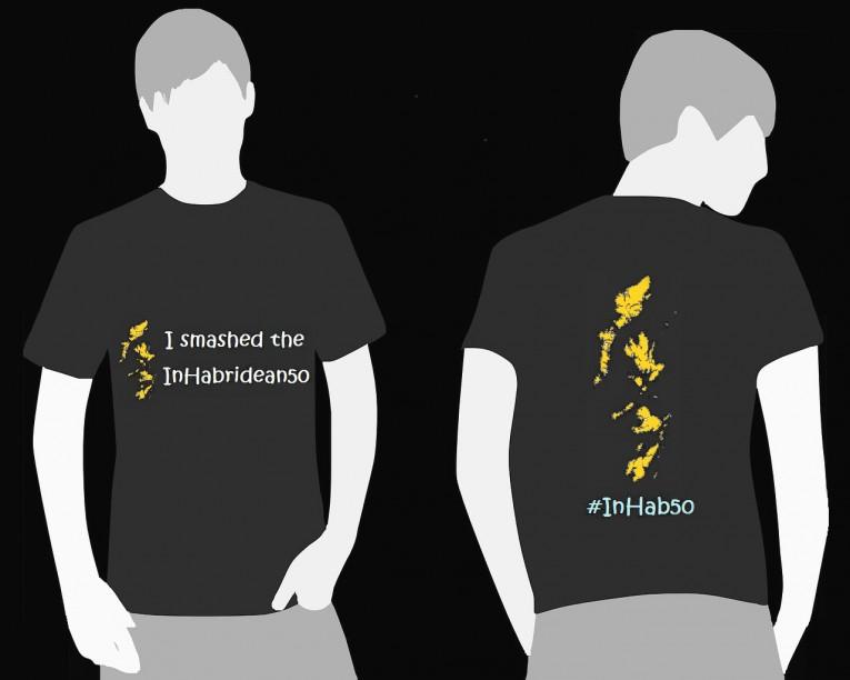 InHab50 T-Shirt
